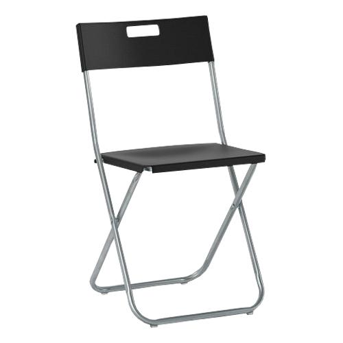 Krzesło Składane Jf Czarne Wypożyczalnia Krzeseł I Stołów