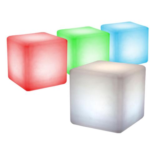 kostki led wynajem