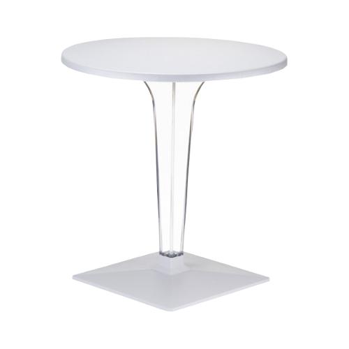 stolik Crystal Round