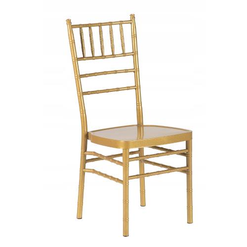 krzesło chiavari złote wynajem