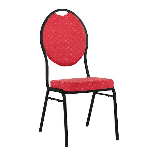 krzesło bankietowe czerwone wynajem